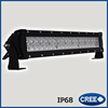 Auto lighting dual row super bright newest design automotive led light bar