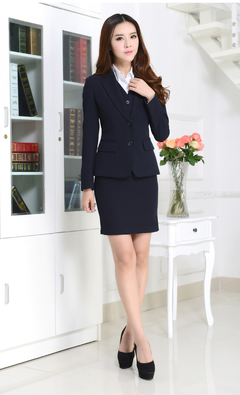 TOP OEM female sexy office uniform designs, View female ...
