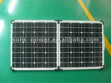 80W folding solar panel kit / Solar panel kit / Folding solar kit