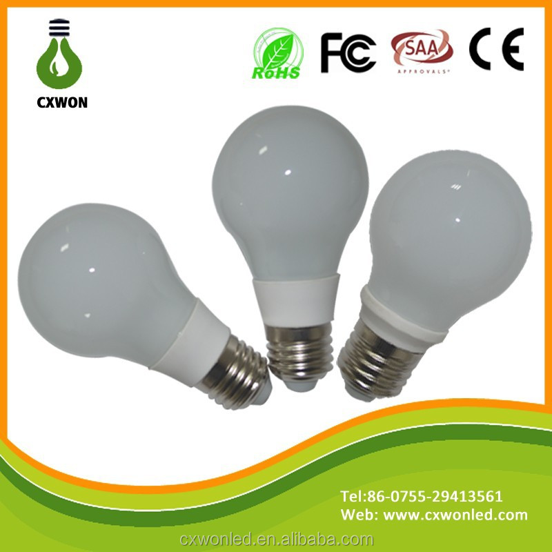 Wholesale Ceramic E27 Led Light Bulbs Wholesale 5w 7w 9w 12w 360 Degree Beam Angle Led Bulb
