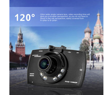 6 IR Night Vision HD 720P Front Camera Car GPD6624 OV9712