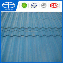 Plastic roof cover sheet with different thickness 2.0mm 2.5mm