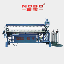 NOBO-ZC-3 Specialized Precision Assembly Spring Bed Mattress 50-80 sheet/8 hours Machine Can Reduce Labor Intensity