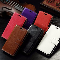 wholesale mobile phone cover for alcatel one touch pop 5c 5036d leather flip case