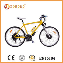 yellow frame electric motorcycles