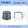 2015 CHINA SUPPLIERS PVC NBR 5648 STANDARD FITTINGS END CAP