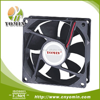 80mm High Performance Brushless DC Cooling Fan (Sleeve bearing DC Fan)