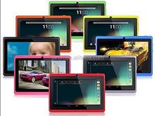 "7"" allwinner boxchip a23 dual-core tablet"