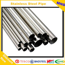 alibaba website 304 seamless stainless steel tube / pipe price per ton