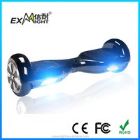 Free shipping smart two wheel self balancing scooter big battery 36V hover board 2 wheels for kids games