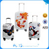 2015 hottest sale ABS PC suitcase/luggage case