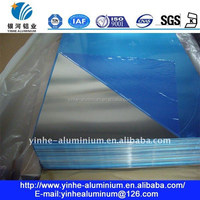 1050 H14 aluminum sheet for roofing or cladding wall