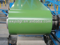 hot coil/High Quality Building Material PPGI/Prepainted Cold Rolled Galvanized Steel Coil