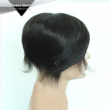 Sunny Queen Hair mens TOUPEE with synthetic hair