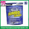 Custom Printed Pet Food / Dried Snack / Vacuum Frozen Food Packaging Plastic Aluminum Foil Ziplock Bag