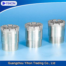 Core pulling test pile drilling electroplated geological grade drill bit