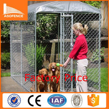 Standard size hot sale wire mesh fencing dog kennel (ASO Factory)