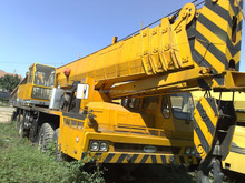 Japanese Tadano used 80 ton truck crane for sale