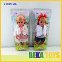 kids toys lovely little girl doll stuffed doll real looking baby dolls for kids