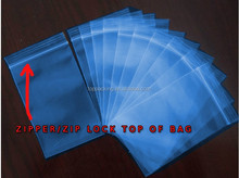 Ziplock VCI bags for protecting metal anti rust