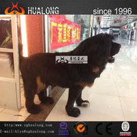 High-tech simulation Tibetan Mastiff
