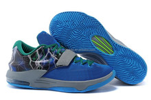 2015 latest design most durable new basketball shoes Brand KD 7s men high quality shoes