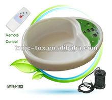 Iyon detoks temizlemek lavabo/ayak massger, sıcak satış iyon temizlemek ayak detoks makinesi