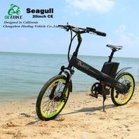 Haoling Powfu Seagull 20'' hot sale bike electric,chinese electric bike,japanese electric bike