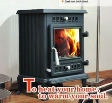 Smokeless Cast Iron Fireplace Factory Direct