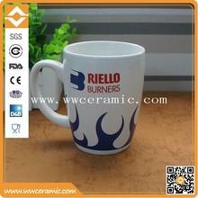 Promotional porcelain mugs with your logo, promotional coffee mug, custom mug