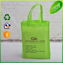 Custom Logo Cheap 80gsm Promotional Eco Friendly Non Woven Fabric Carry Bag