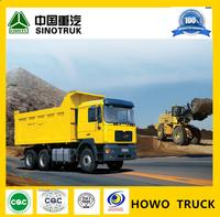 China 2015 most popular factory price dump truck 8x4 45 ton