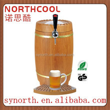 Fit Any Size Barrels And Kegs Adopt Compressor Beer Cooler
