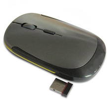 Attractive slim Folding Wireless Bluetooth Mouse for wholesales