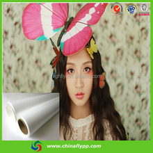 alibaba China waterproof pp paper, pp paper for inkjet, pp paper for advertising