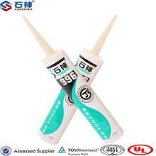 General purpose glass seal silicone sealant with factory price