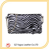 zebra stripe fashion gz bags leather purse sexy women wallets 2014
