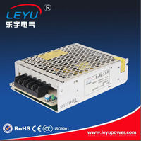 S-40-12 CE RoHS Certificated Small size ac dc single output 40w led driver power supply