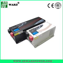 dc to ac power off grid hybrid solar inverter12v 24v 48vdc 110v 220vac newest product