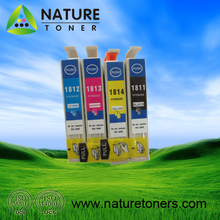 T1811~T1814 compatible ink cartridge for Epson printer