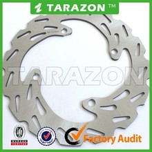 Hot Sale Chinese Manufacture Parts MX brake disc rotor for suzuki DRZ E-S 400