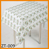 Soft and Nice Quality Printed PVC Vinyl Coated Table Cloths
