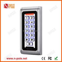 13.56mhz Metal Case single door access control with waterproof IP68