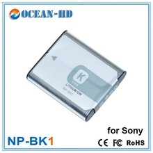 NP-BK1 for Sony 3.6v 970mah rechargeable lipo battery cell