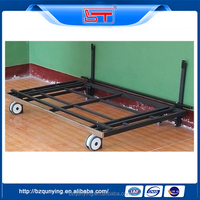 Modern trundle bed steel frame A097