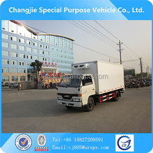 JMC LHD/RHD refrigerated truck in good condition
