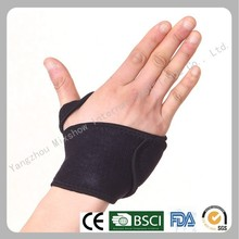 Waterproof velcro palm protector for fitting