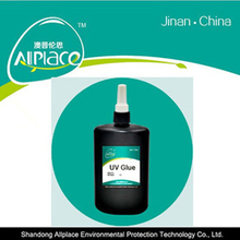 Clear Shadowless UV Adhesion for Acrylic