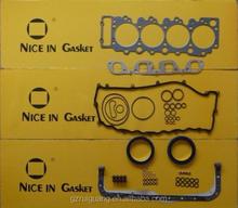 Factory direct sales engine cylinder head gasket kit for 4HG1 gasket kit