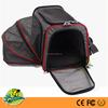 Comfort Expandable Foldable Travel Wholesale Pet Carrier Soft-sided